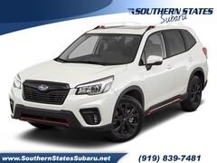 2019 Subaru Forester Sport SUV JF2SKAJC1KH427601