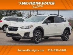 New 2019 Subaru Crosstrek 2.0i SUV JF2GTABC9K8290375 in Raleigh, NC