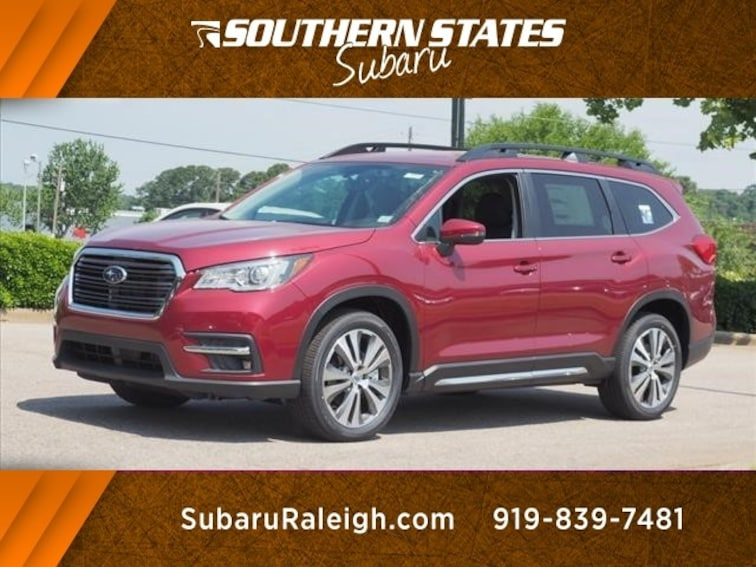 New 2019 Subaru Ascent Limited 7-Passenger SUV For Sale/Lease Raleigh NC