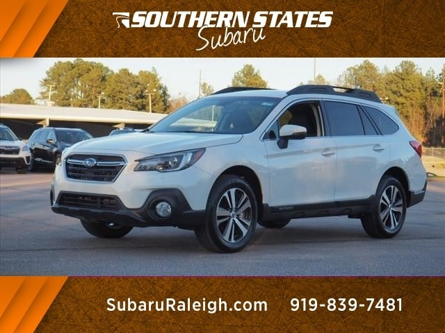 Featured New 2019 Subaru Outback 2.5i Limited SUV for sale in Raleigh, NC