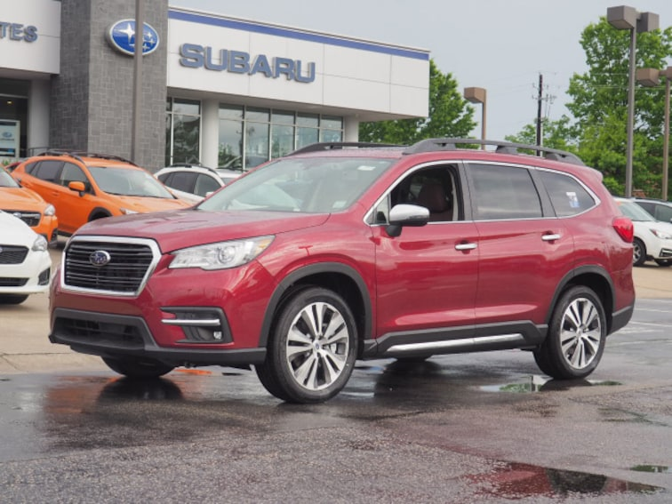 New 2019 Subaru Ascent Touring 7-Passenger SUV For Sale/Lease Raleigh NC