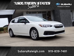 New 2021 Subaru Impreza Base Trim Level 5-door Raleigh NC