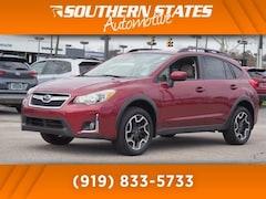 Used 2016 Subaru Crosstrek 2.0i Premium SUV JF2GPADC6G8267595 in Raleigh, NC