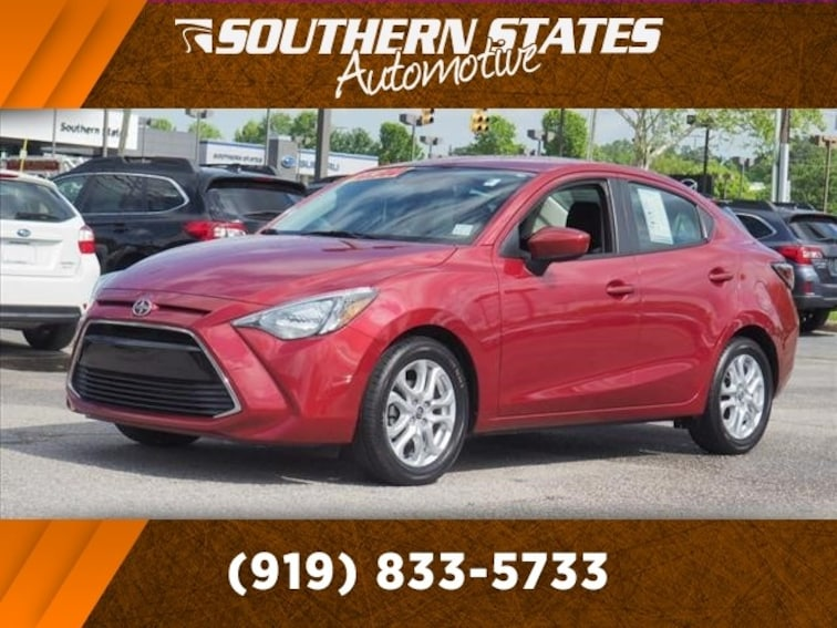 Used Car Dealerships Raleigh Nc >> Used 2016 Scion Ia For Sale Raleigh Near Chapel Hill Vin 3mydlbzv3gy144100