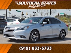 Used 2017 Subaru Legacy 2.5i Limited with Sedan 4S3BNAN63H3003899 in Raleigh, NC