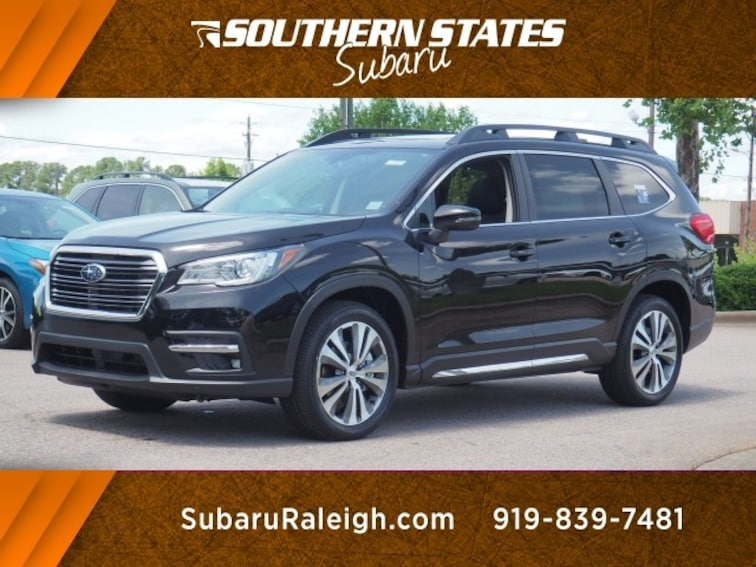 New 2019 Subaru Ascent Limited 8-Passenger SUV For Sale/Lease Raleigh NC