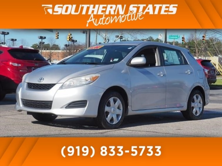 Used 2009 Toyota Matrix Base Hatchback 2T1KU40EX9C036040 in Raleigh