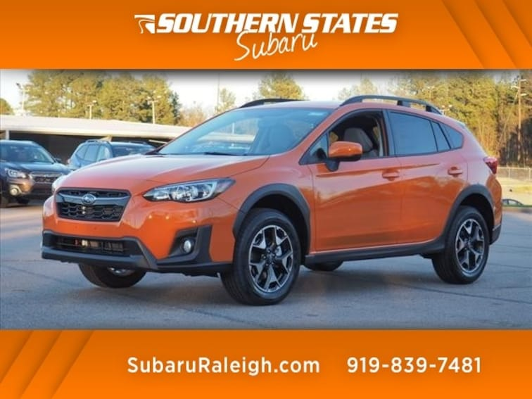 New 2019 Subaru Crosstrek 2.0i Premium SUV For Sale/Lease Raleigh NC
