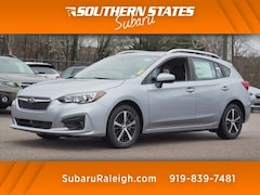 New 2019 Subaru Impreza 2.0i Premium 5-door 4S3GTAC68K3728758 in Raleigh, NC