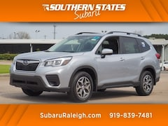 New 2019 Subaru Forester Premium SUV JF2SKAGCXKH494673 in Raleigh, NC