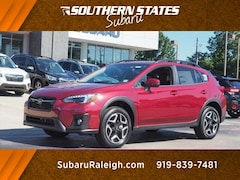 New 2019 Subaru Crosstrek 2.0i Limited SUV JF2GTAMC8K8330264 in Raleigh, NC