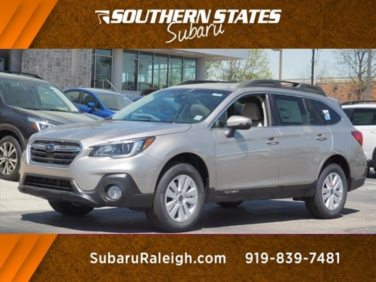New 2019 Subaru Outback 2.5i Premium SUV For Sale/Lease Raleigh NC