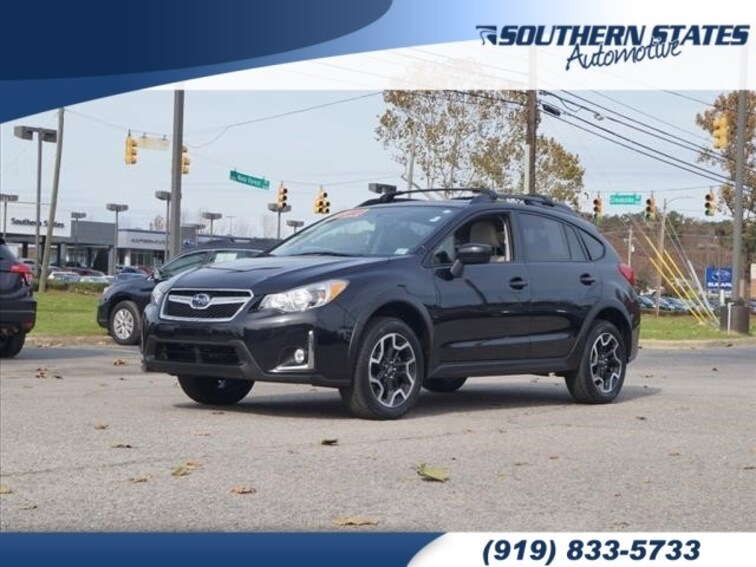 Used 2016 Subaru Crosstrek 2.0i Premium SUV JF2GPABC6G8285243 in Raleigh