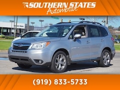 Used 2015 Subaru Forester 2.5i Touring (CVT) SUV JF2SJAWC4FH431885 in Raleigh, NC