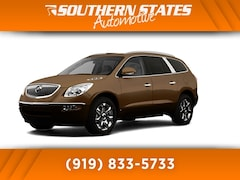 Used 2008 Buick Enclave CXL SUV 5GAER23738J120446 in Raleigh, NC