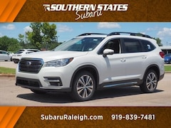 New 2019 Subaru Ascent Limited 7-Passenger SUV 4S4WMAPD3K3483414 in Raleigh, NC