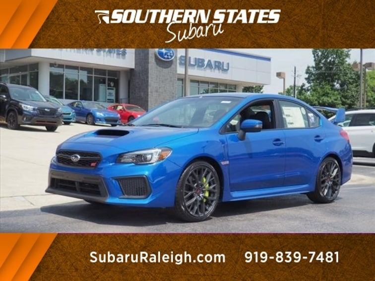 Sti For Sale >> New 2019 Subaru Wrx For Sale Or Lease In Raleigh Nc S32150