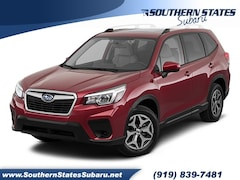 New 2019 Subaru Forester Premium SUV JF2SKAEC9KH457018 in Raleigh, NC