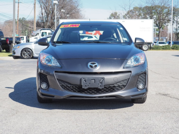 used 2012 mazda mazda3 for sale | raleigh near chapel hill | vin
