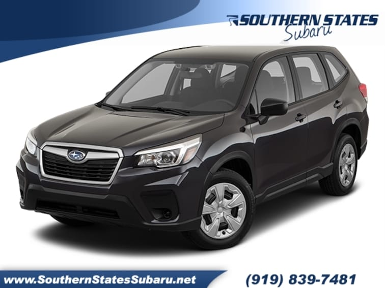 New 2019 Subaru Forester Standard SUV For Sale/Lease Raleigh NC