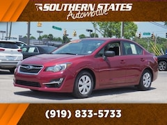 Used 2015 Subaru Impreza 2.0i 4dr (CVT) Sedan JF1GJAA68FH024647 in Raleigh, NC