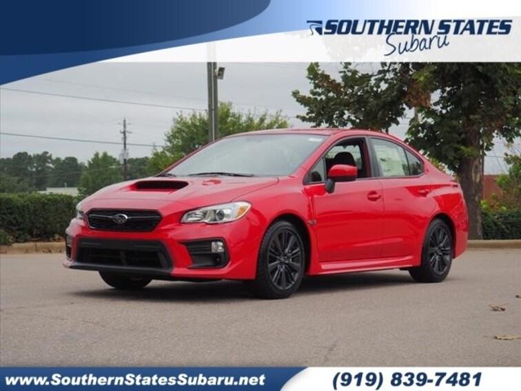 New 2019 Subaru WRX Sedan For Sale/Lease Raleigh NC
