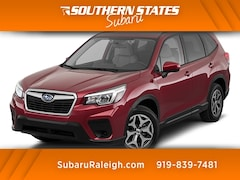New 2019 Subaru Forester Premium SUV JF2SKAEC5KH495491 in Raleigh, NC