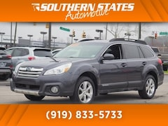 Used 2013 Subaru Outback 2.5i Limited (CVT) SUV 4S4BRCKC2D3295626 in Raleigh, NC