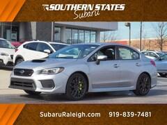New 2019 Subaru WRX STI Limited Sedan JF1VA2V6XK9814091 in Raleigh, NC