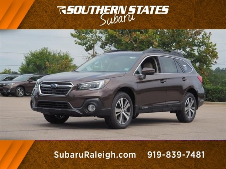 New 2019 Subaru Outback 2.5i Limited SUV For Sale/Lease Raleigh NC