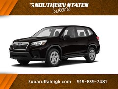 New 2019 Subaru Forester Standard SUV JF2SKACC0KH520008 in Raleigh, NC