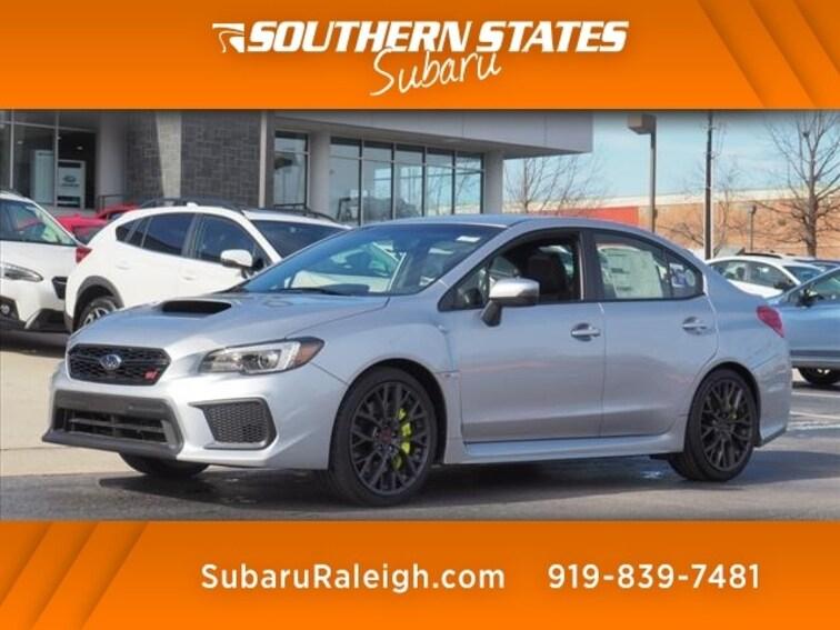 New 2019 Subaru WRX STI Limited Sedan For Sale/Lease Raleigh NC