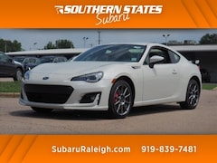 New 2018 Subaru BRZ Limited with Performance Package Coupe JF1ZCAC19J9602360 in Raleigh, NC