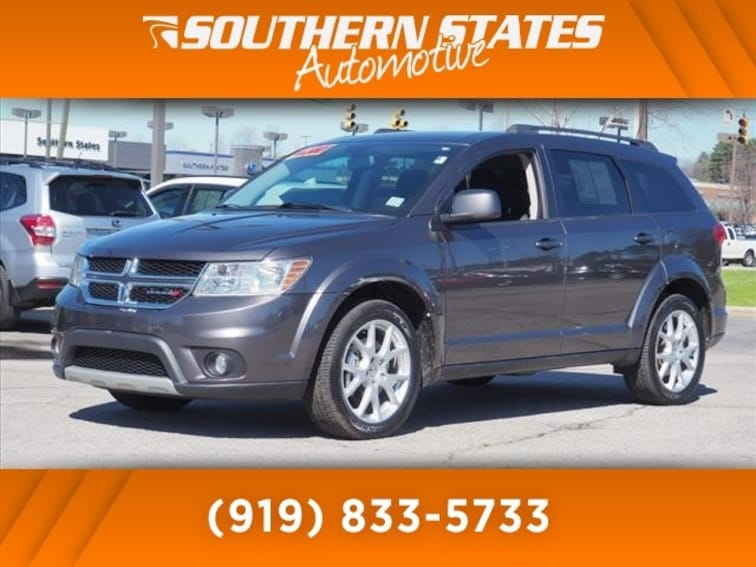 Used 2015 Dodge Journey SXT SUV 3C4PDCBG2FT588316 in Raleigh
