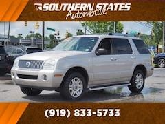 Used 2005 Mercury Mountaineer 4.0L V6 SUV 4M2DU66K45UJ15311 in Raleigh, NC