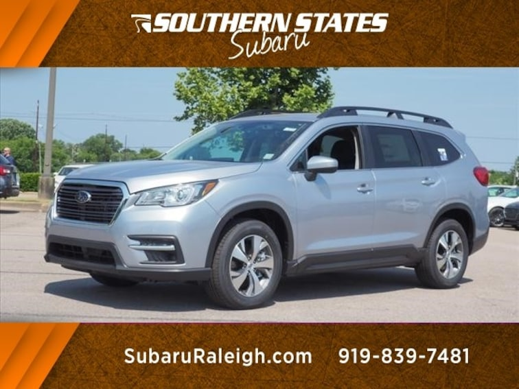 New 2019 Subaru Ascent Premium 7-Passenger SUV For Sale/Lease Raleigh NC