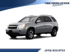 Bargain Used 2009 Chevrolet Equinox LT SUV 2CNDL43F796243790 in Raleigh, NC
