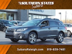 New 2019 Subaru Outback 2.5i Limited SUV 4S4BSANC8K3290206 in Raleigh, NC