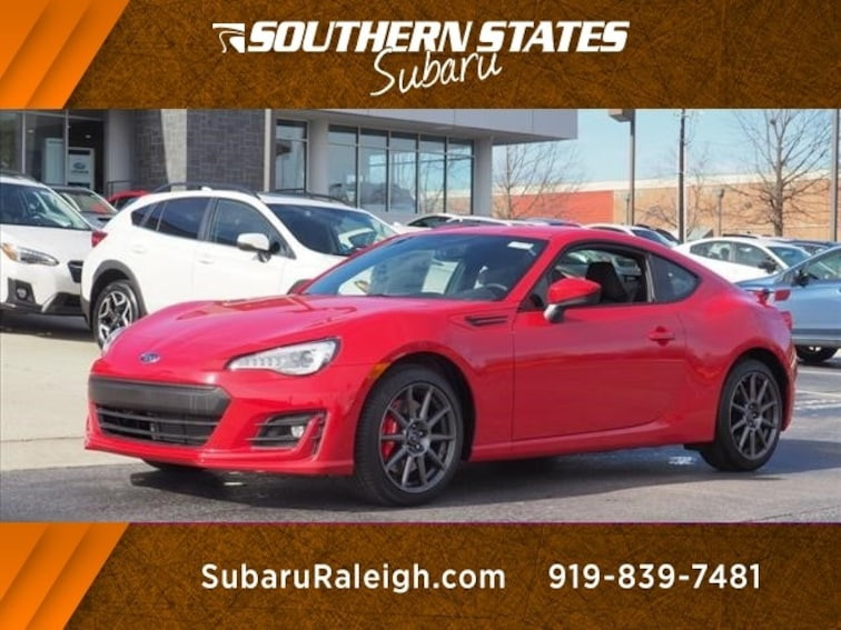 New 2019 Subaru BRZ Limited Coupe For Sale/Lease Raleigh NC