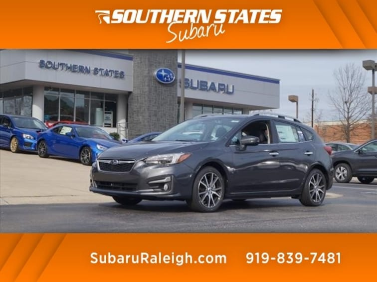 New 2019 Subaru Impreza 2.0i Limited 5-door For Sale/Lease Raleigh NC