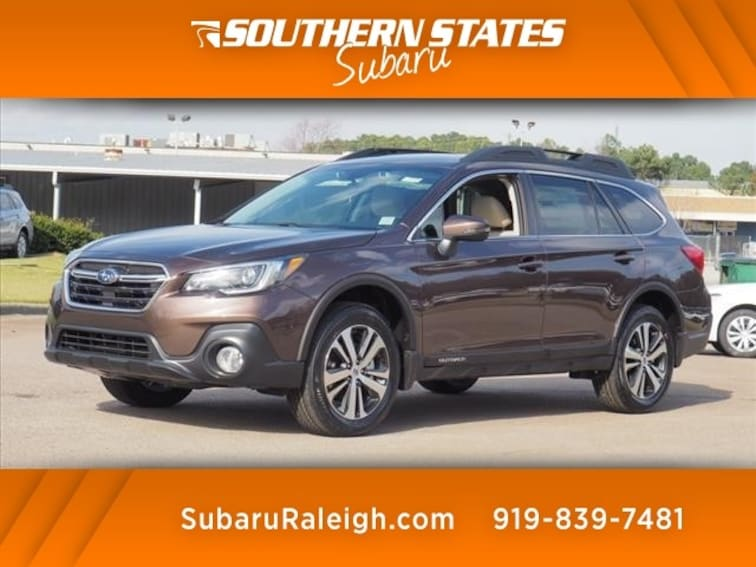 New 2019 Subaru Outback 3.6R Limited SUV For Sale/Lease Raleigh NC