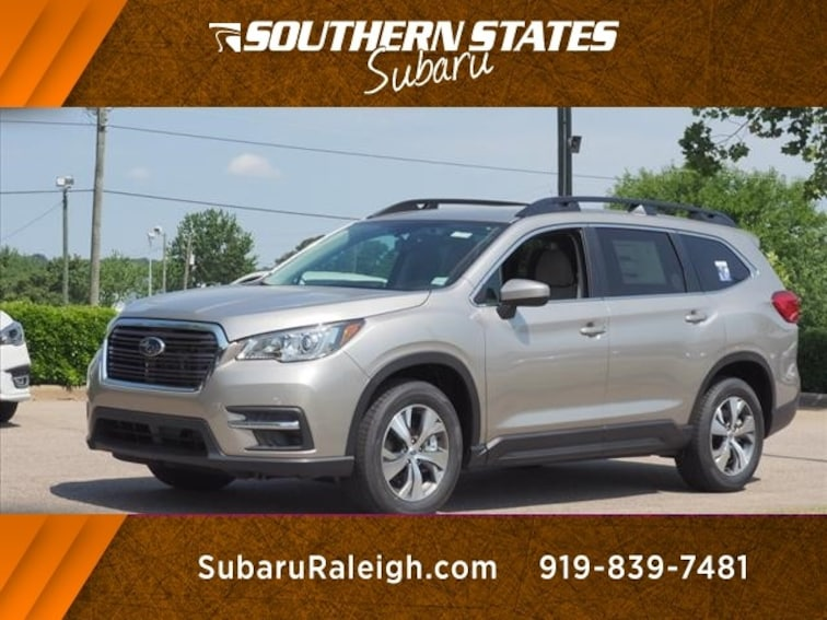 New 2019 Subaru Ascent Premium 8-Passenger SUV For Sale/Lease Raleigh NC