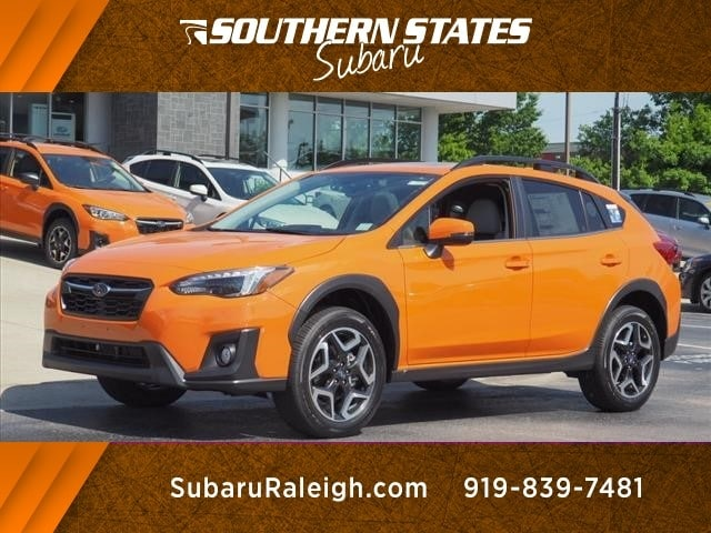 Featured New 2019 Subaru Crosstrek 2.0i Limited SUV for sale in Raleigh, NC