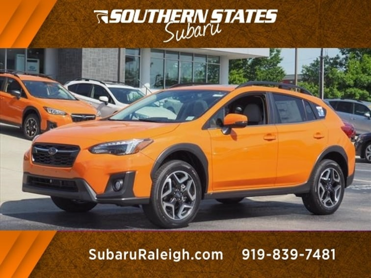 New 2019 Subaru Crosstrek 2.0i Limited SUV For Sale/Lease Raleigh NC