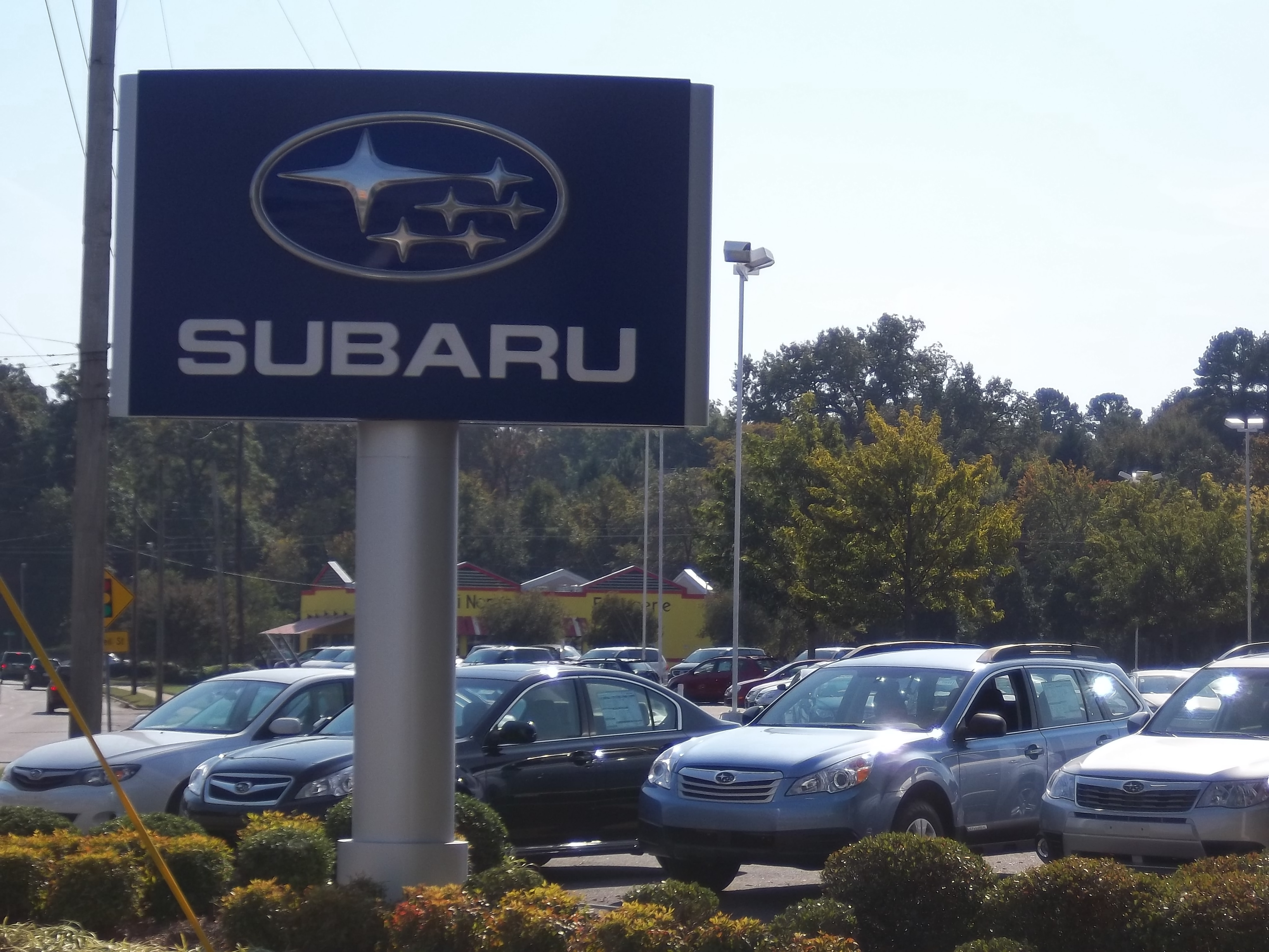 southern states subaru new subaru dealership in raleigh nc 27609. Black Bedroom Furniture Sets. Home Design Ideas