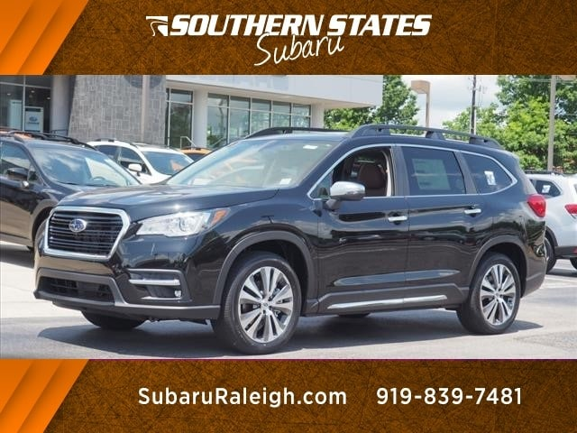 Featured New 2019 Subaru Ascent Touring 7-Passenger SUV for sale in Raleigh, NC