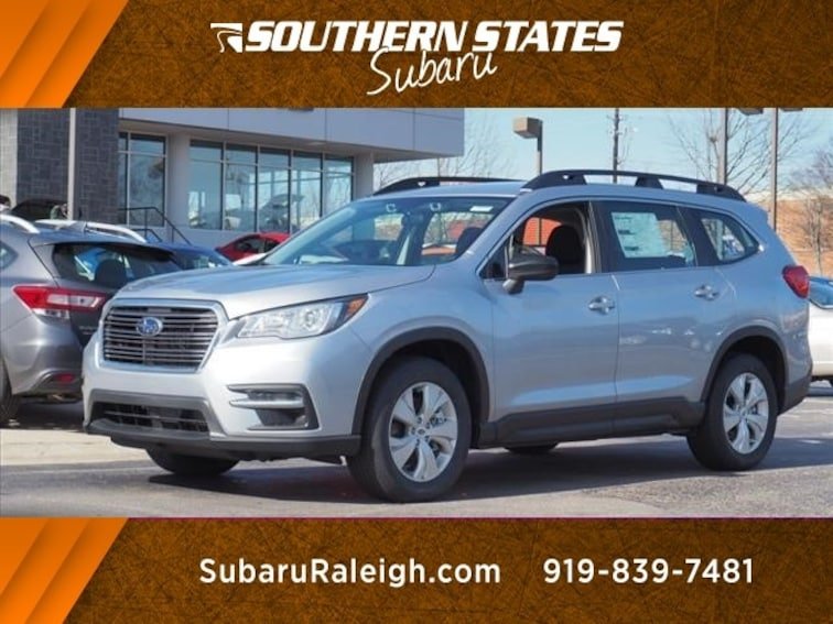New 2019 Subaru Ascent Standard 8-Passenger SUV For Sale/Lease Raleigh NC