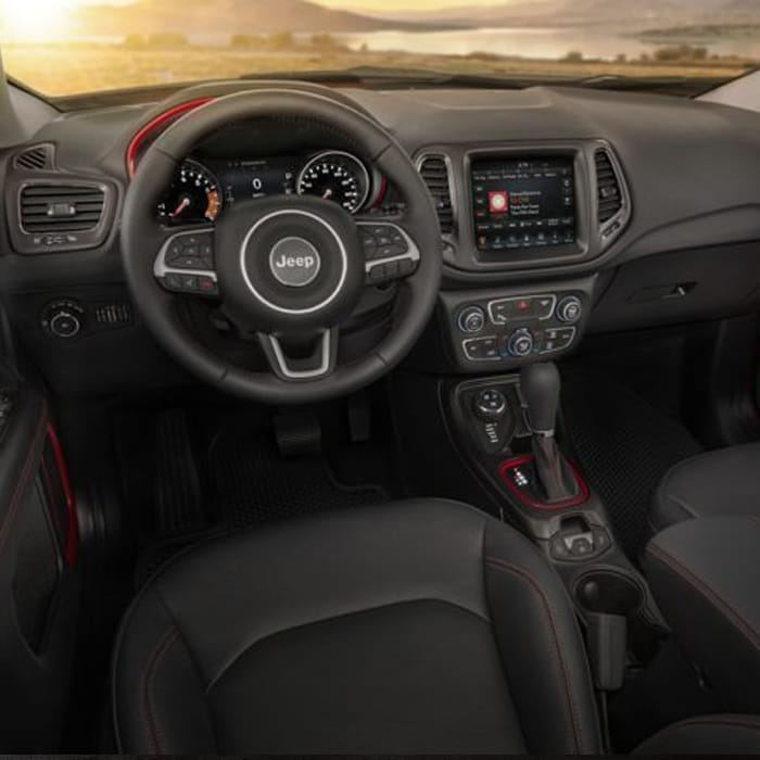 Jeep Compass Dashboard