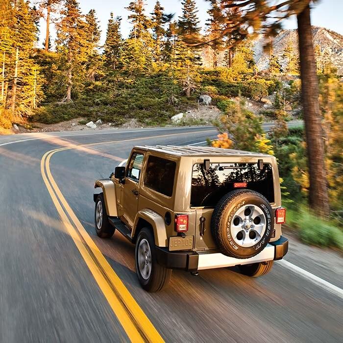 New Jeep Wrangler in Manvel