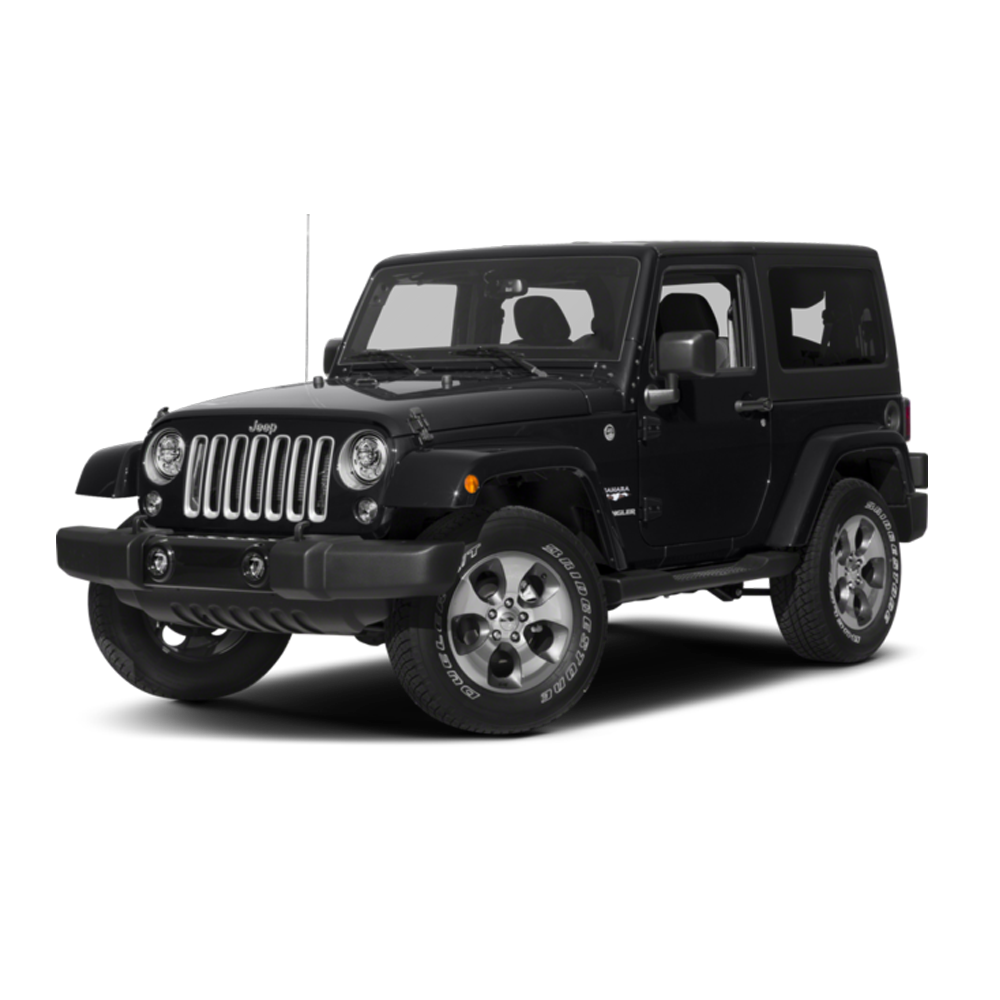 Jeep Wrangler Near Houston, TX